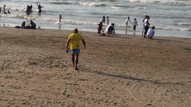 داستان غریق نجاتی که دریا فرزندش را گرفت...