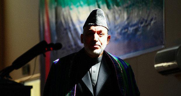 کرزای: انتخابات افغانستان شانس صلح با طالبان را تهدید می نماید