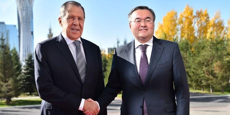 همکاری با مسکو یکی از اولویت های سیاست خارجی قزاقستان باقی خواهد ماند