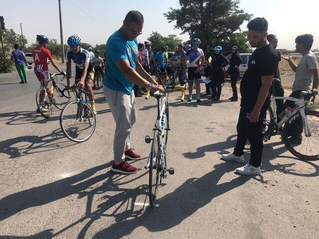 مربی تیم ملی دوچرخه سواری: کوشش می کنیم دست خالی از قهرمانی آسیا برنگردیم
