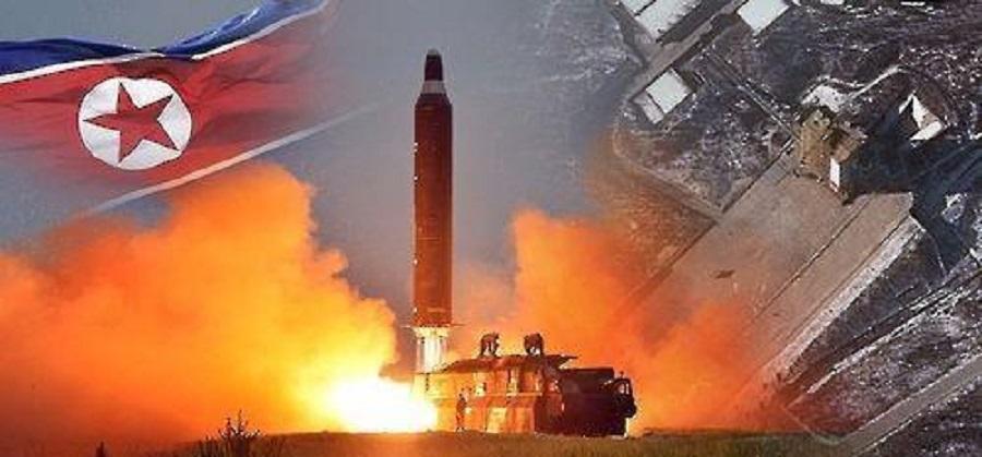 سئول: کره شمالی یک موشک کوتاه برد ناشناس آزمایش کرد