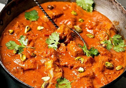 طرز تهیه مرغ کره ای هندی