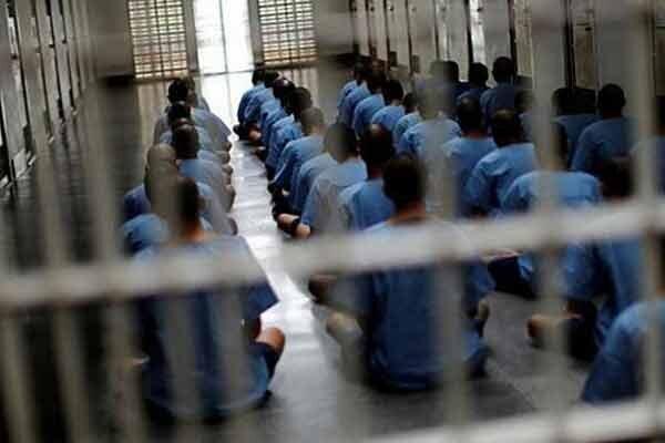 11 میلیون زندانی مستعد ابتلا به کرونا